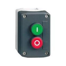 boite 2 BP vert/rouge