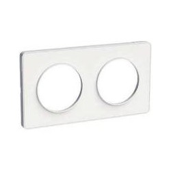 Plaque double Odace Touch