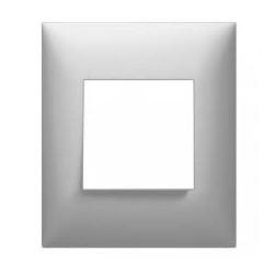 Bouton poussoir aluminium Alvaïs