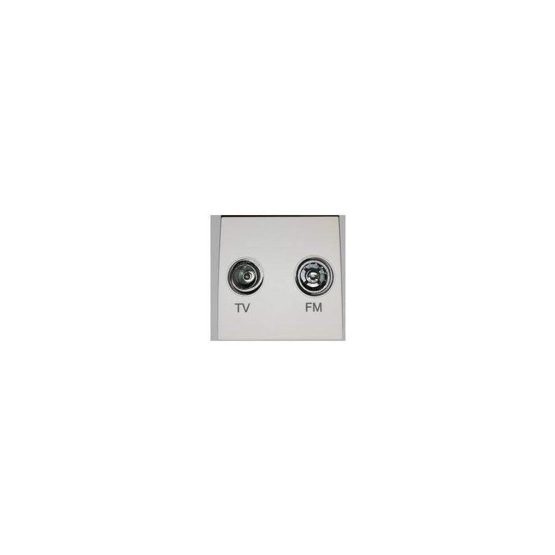 Embouts isolés doubles câble 4mm (x100)