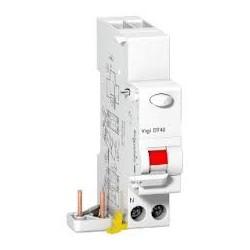 Prodis Vigi DT40 - bloc différentiel 3P+N 25A 30mA instantané type AC schneider