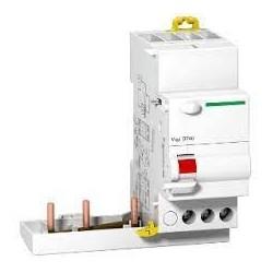 Prodis Vigi DT40 bloc différentiel 3P+N 25A 300mA instantané type A si Schneider