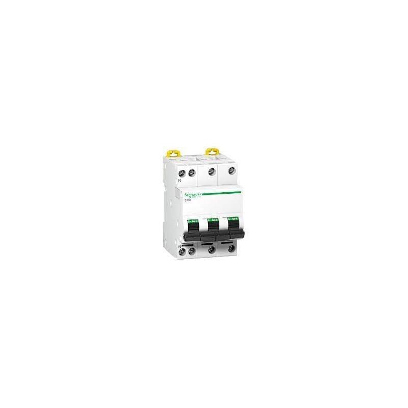 disjoncteur modulaire Multi 9 DT40 1 pôle plus N 10 A courbe C