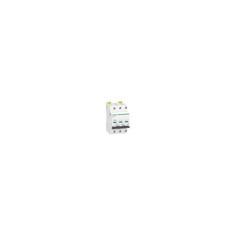 disjoncteur modulaire Multi 9 DT40N 3 pôles plus N 10 A courbe C