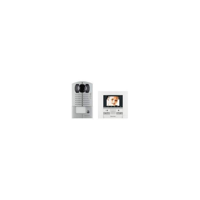 bouton poussoir modulaire BP gris 1 O