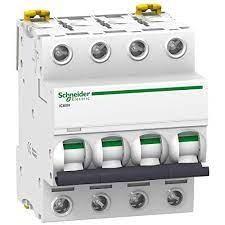 TG60 4P 63A 300mA Bloc differentiel pour disjoncteur