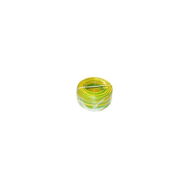 HO7-VK souple 10mm² couleur au choix