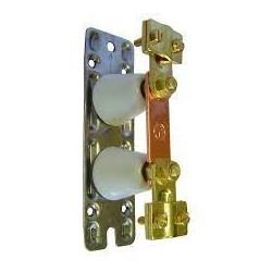 Cosse à sertir 35mm² trou Ø 10 (x10)