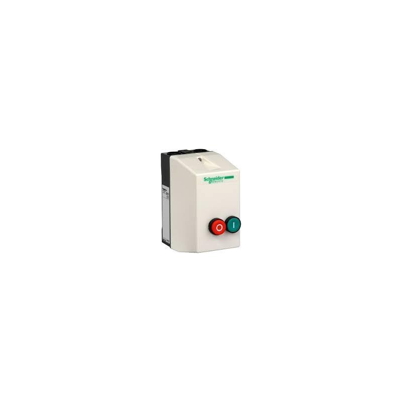 Poussoir Blanc - 2 boutons montée/descente - Odace