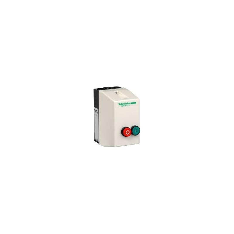 Poussoir Blanc - 2 boutons + fonction stop - Odace